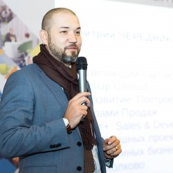 Дмитрий Чередник управляющий партнер SalesUp Consult