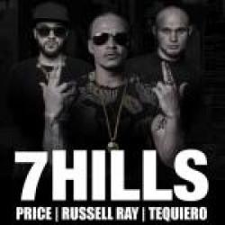 Группа 7 Hills – это трио молодых людей, которые объединившись создали продукт, который взрывают танцполы столицы.