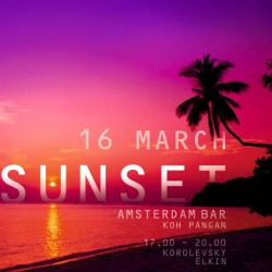 Korolevsky – Sunset @ Live Amsterdam Bar (Koh Phangan) [House Music podcasts]