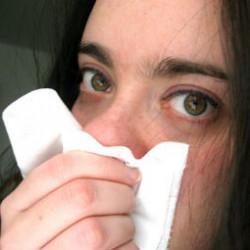 Почему на морозе из носа выделяется жидкая слизь?