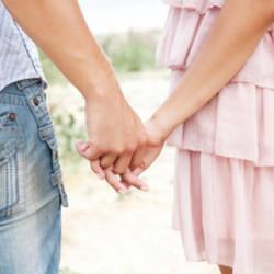 Как правильно прикасаться друг к другу?