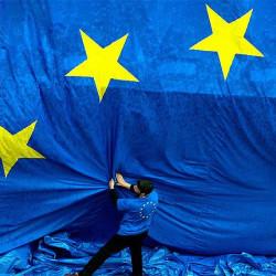 Шаг вперед и два назад - кадриль Европы с Украиной