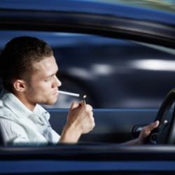 Защищаем салон автомобиля от сигаретного дыма