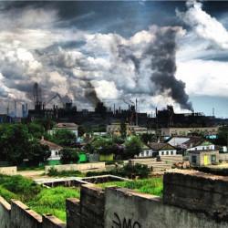 экология столицы Приазовья