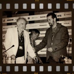 35ММКФ: «Темная кровь» (Dark Blood) — пресс-конференция