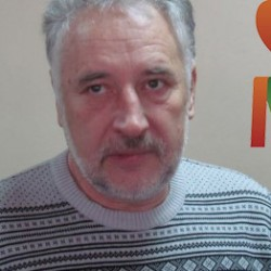 Жебривский рассказал в Мариуполе о кацапских ботинках в Коминтерново и молитве о Яценюке