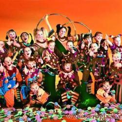 Интервью с цирком Саквояж