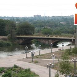 Поворот реки Кальчик и перспективы водного транспорта