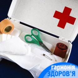 ДТП: перша медична допомога