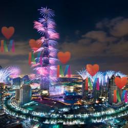 Новые мегапроекты Дубая: Dubai Steps, Vertical Industrial City