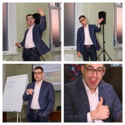 Презентация на миллион. Я - крутой оратор