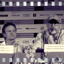 35ММКФ: «Дорожный патруль» (Drogówka) — пресс-конференция