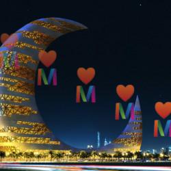 Dubai Marina и Dubai Sports City – одни из самых популярных районов Дубая