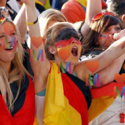 Футбол, волейбол, фитнес, гребля. Жизнь в Германии и спорт