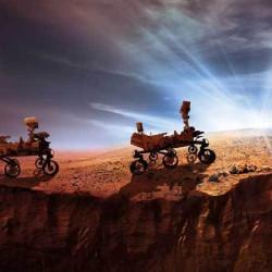 Когда люди полетят на Марс