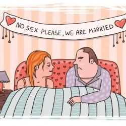 Любовь есть, а секса нет!