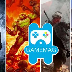 Серьезные Медведи #7-2 – Обсуждение игр: Uncharted 4, Overwatch, Doom, Homefront, TMNT, DLC для Ведьмак 3