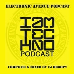 Сj Droopy - Electronic Avenue Podcast (Episode 216)