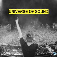Universe of Sound - Deep, Future, Progressive, Big Room House. FRESH HOT DANCE MIX. Galaxy Radio.