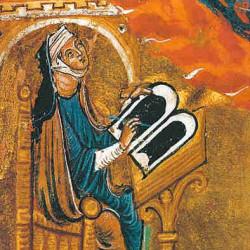 О Хильдегарде Бингенской (1098-1179)