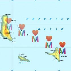 Второй паспорт Коморских островов