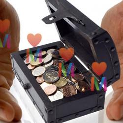 Становитесь богатыми, чтобы не передать бедность по наследству!