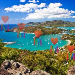 Волшебные острова Антигуа и Барбуда – жемчужина Карибского бассейна!