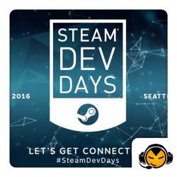 89. Про Steam Dev Days 2016