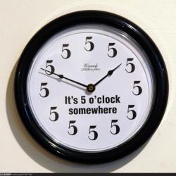 5 0 Clock
