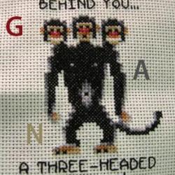3 [Three] Headed Monkey (rock; dance; funk; pop)
