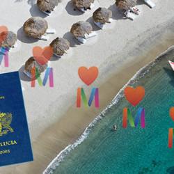 Второе гражданство за инвестиции в Сент-Люсии