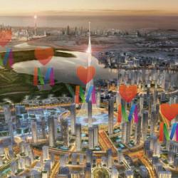 Индекс аренды Дубая внепланово обновляется в ноябре 2016 года