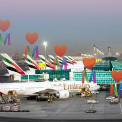 Главный авиахаб Дубая