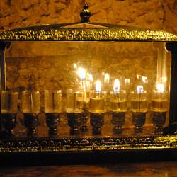 012 Хасидские истории. Ханука 5777. Четвёртая свеча. История Хануки.