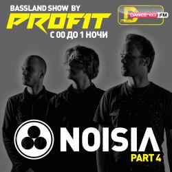 30.11.2016 - Bassland Show - DFM 101.2 - Noisia. Part 4