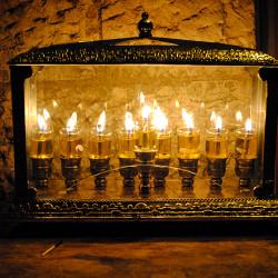 015 Хасидские истории. Ханука 5777. Восьмая свеча.
