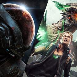 Отменённый Scalebound и смутный Mass Effect: Andromeda - Выпуск №35