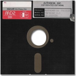 041. AutoCAD исполняется 35 лет. Интервью с М.Белиловским