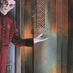 """Григорий Неделько -- Не без помощи лифта [""""Страшные рассказы-4""""] (читает Олег Шубин)"""