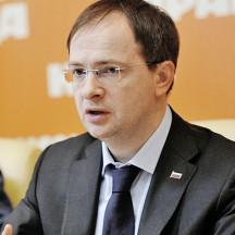 Владимир Мединский: Это работа Министерства культуры - защищать творцов от безумных активистов