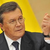 Виктор Янукович: Суда над собой не боюсь. Скажу им правду - я украинскому народу не изменял!