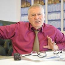 Владимир Жириновский: Отмечать буду на рабочем месте, без алкоголя