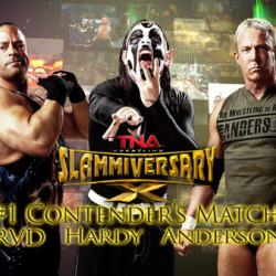 VS-Подкаст #56, Обзор шоу TNA Slammiversary 2012
