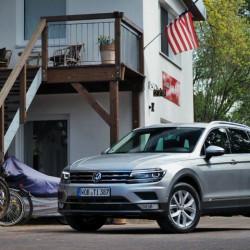 Тест-драйв Volkswagen Tiguan 2-го поколения