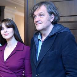 Эмир Кустурица: Очень непросто - сниматься с Моникой Беллуччи