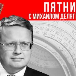 Михаил Делягин: Зурабов - сущность не тонущая. Боюсь, его кем-нибудь назначат. Типа вице-премьера