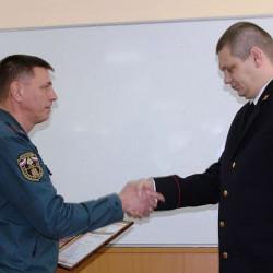 Красноярский участковый спас из огня 34 человека, а сам попал в реанимацию