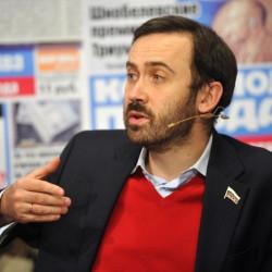 Илья Пономарев: «Я буду приближать смену власти в России доступными мне средствами»
