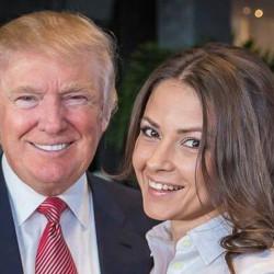 Радио «Комсомольская правда» нашло русскую девушку, знающую Трампа лично