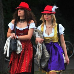 В чем сходство и отличие европейских и российских женщин